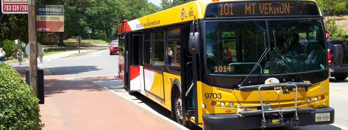 Visit by Tour Bus · George Washington's Mount Vernon