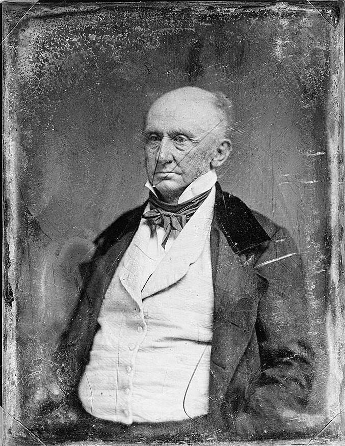 The photographer Matthew Brady took this image of Custis in 1844. Library of Congress Prints and Photographs Division, Washington, D.C.