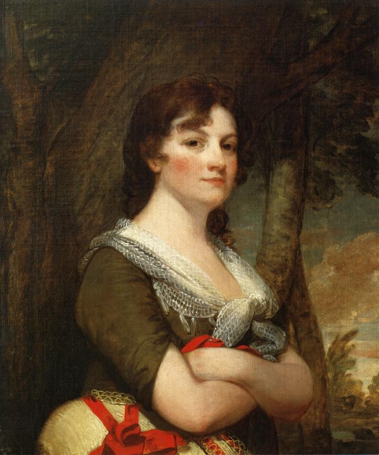 Elizabeth Parke Custis Law, Sarah Miriam Peale, c. 1836. Purchased with funds donated by Melody Sawyer Richardson, Vice Regent for Ohio, 2008.