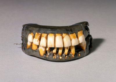 False Teeth · George Washington's Mount Vernon