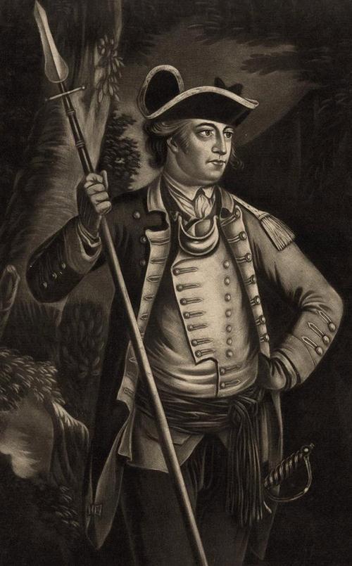 Major General John Sullivan (Wikimedia)