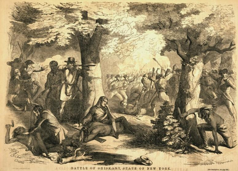 Oneida · George Washington's Mount Vernon