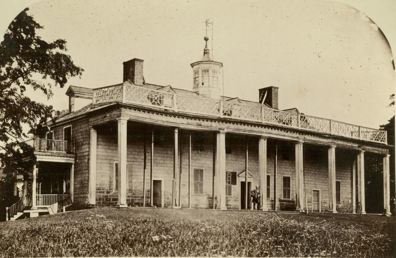 John Augustine Iii Quickly Realized That The Deteriorating Mount Vernon Estate Was A Far Cry From Plantation His Great Uncle George Washington