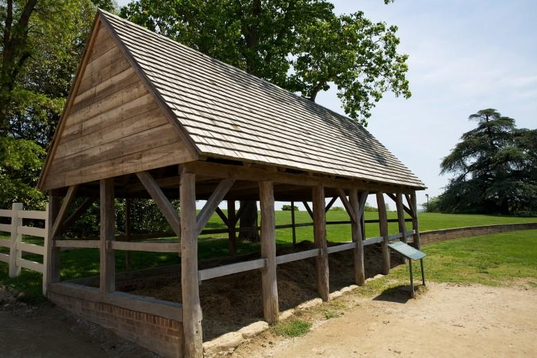 The Dung Repository at Mount Vernon