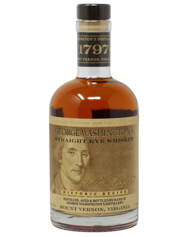 George Washington S Rye Whiskey Mash Recipe