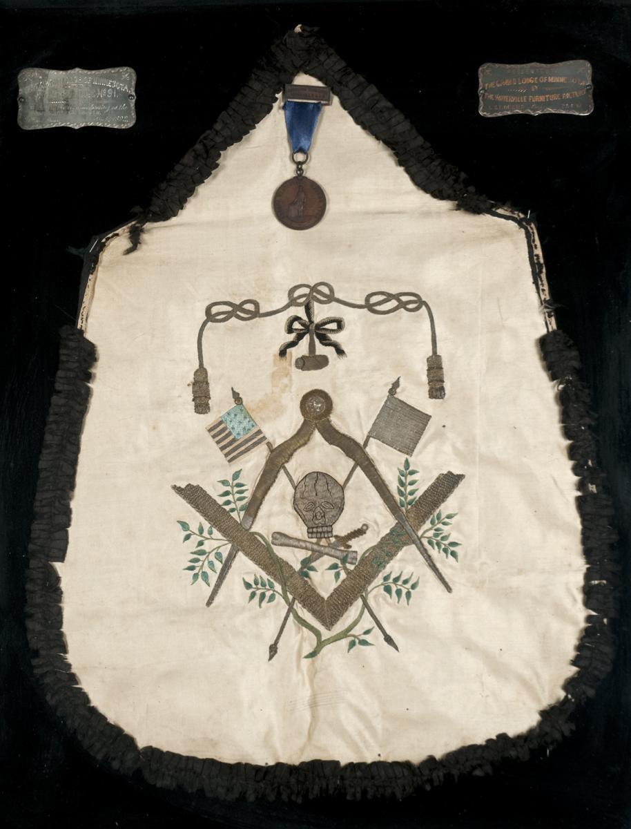 Different Masonic Aprons