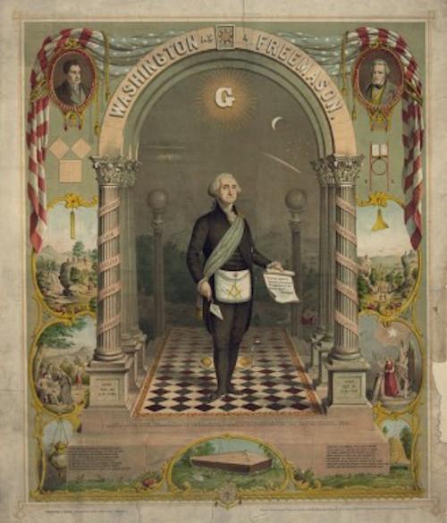 Masonic Associations · George Washington's Mount Vernon