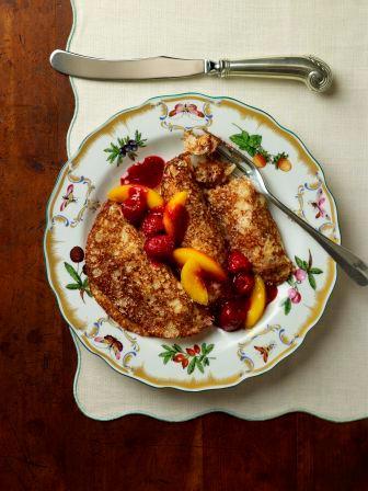Food photography by Renée Comet, styled by Lisa Cherkasky.