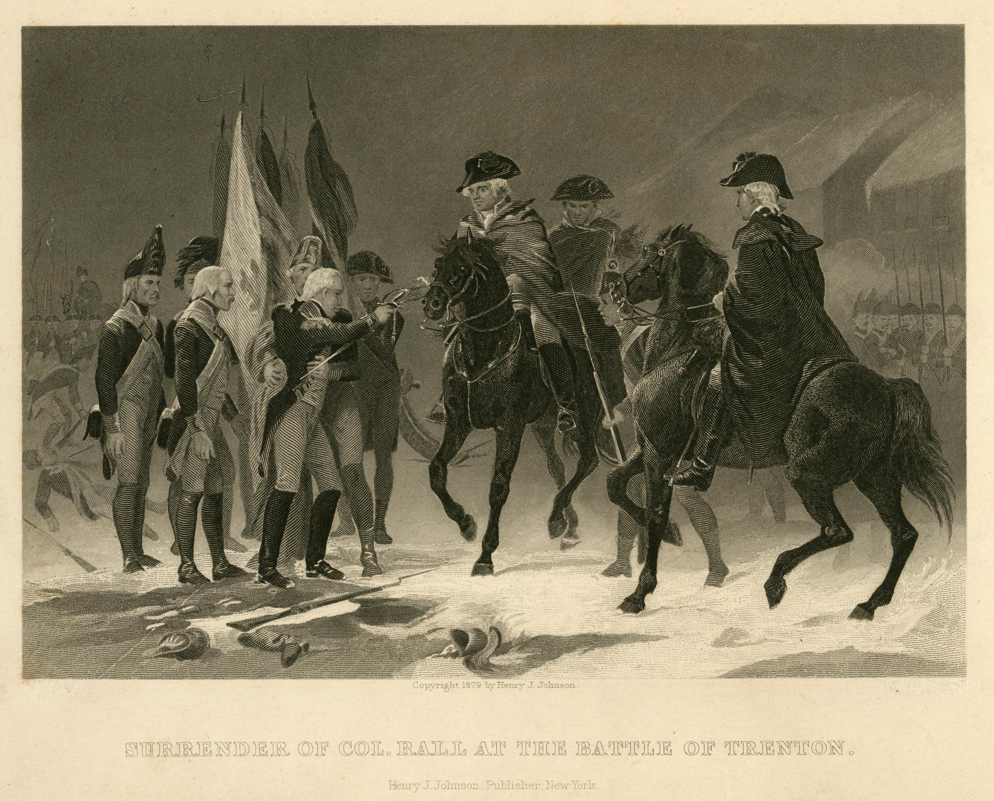 Hessians · George Washington's Mount Vernon