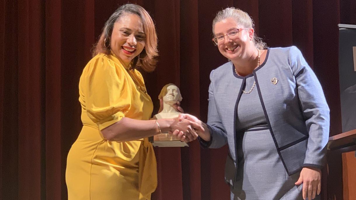 Antoinette Dempsey-Waters Named Mount Vernon's 2019 ...