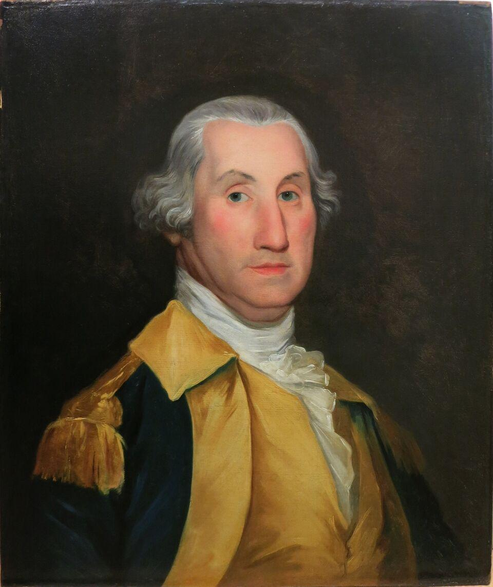 George Washington by Joseph Wright (Mount Vernon Ladies' Association)