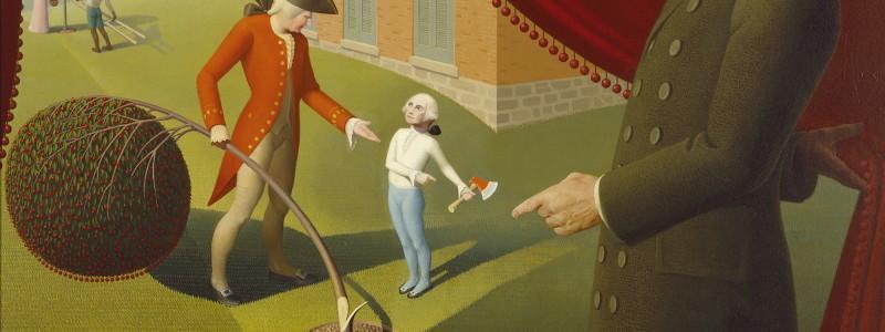 George Washington and the Cherry Tree Myth · George ...