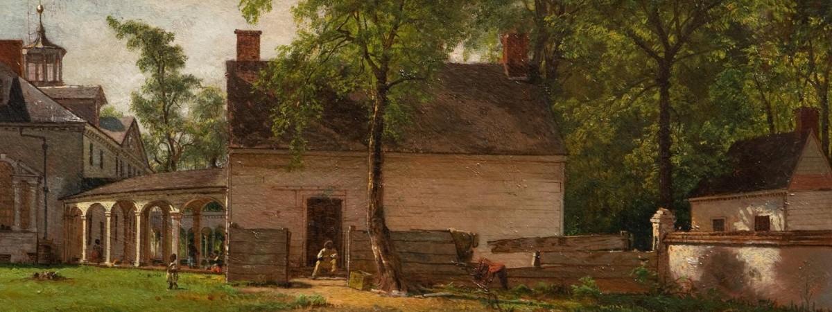 Slavery Database · George Washington's Mount Vernon